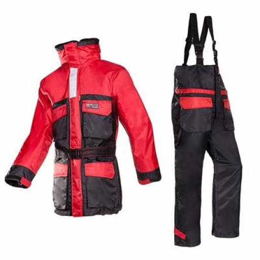 Mullion Two Piece 'North Sea' Floatation Suit
