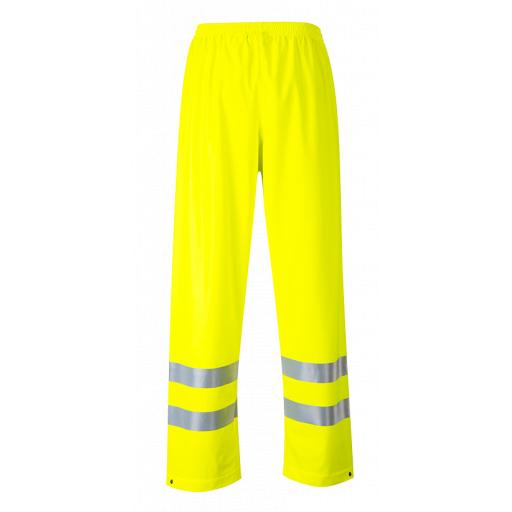 Portwest Sealtex Flame Hi-Vis Trousers