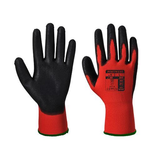 Portwest Red Cut Glove - PU