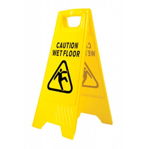 Portwest Wet Floor Warning Sign
