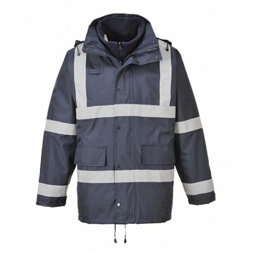 Portwest Iona 3in1 Traffic Jacket
