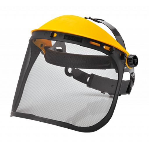 Portwest PPE Mesh Browguard Kit