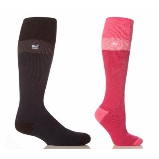 Heat Holders - Extra Long Thermal Ski Socks