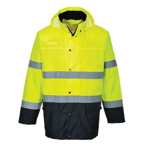Portwest Lite 2-Tone Traffic Jacket