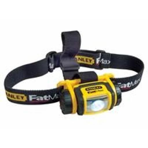 Fat Max Head Torch - 80 Lumens