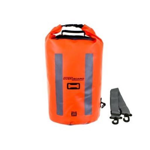Pro-Vis Waterproof Dry-Tube / Bell Bag - 20 litres