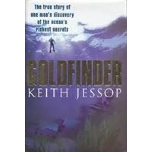 Goldfinder - Keith Jessop - Hardback - SECOND HAND