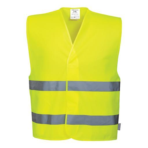 Portwest Hi-Vis 2 Band Vest