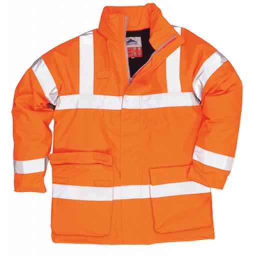 Portwest Antistatic FR Jacket