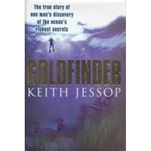 Goldfinder - Keith Jessop - Paperback - SECOND HAND