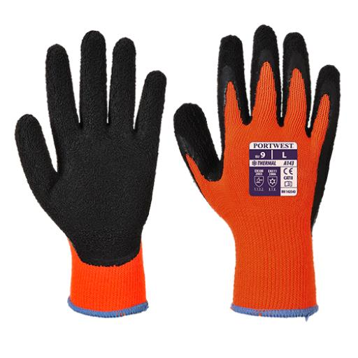 Portwest Thermal Soft Grip Glove - Latex