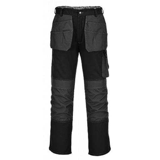 Portwest Boulder Contrast Stitch Trouser