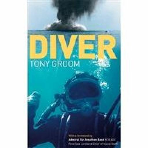DIVER - Tony Groom