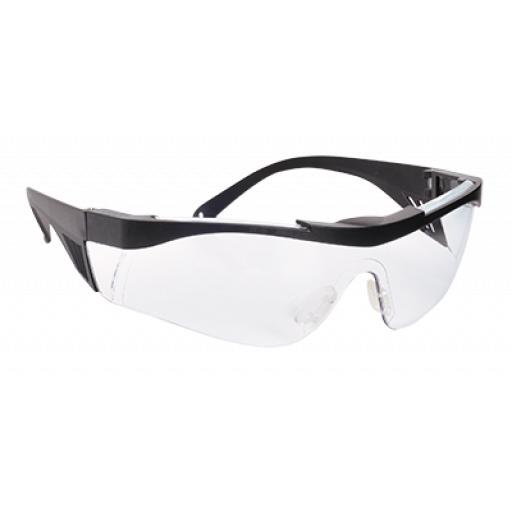 Portwest Lusum Safety Spectacle EN166