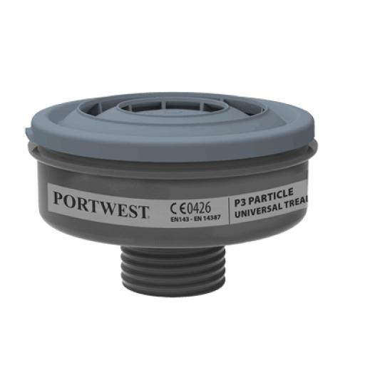 Portwest P3 Particle Filter (Pk6)