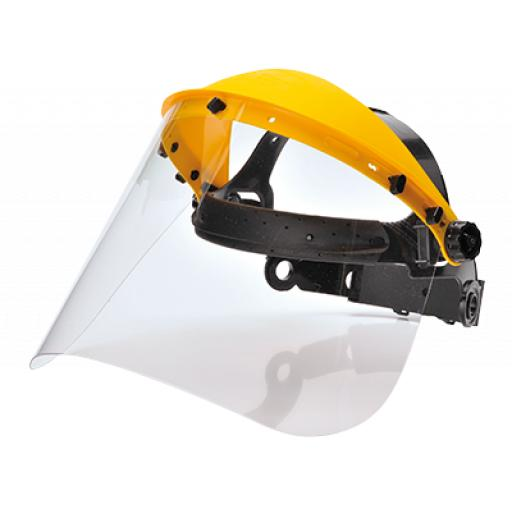 Portwest PPE Clear Browguard Kit