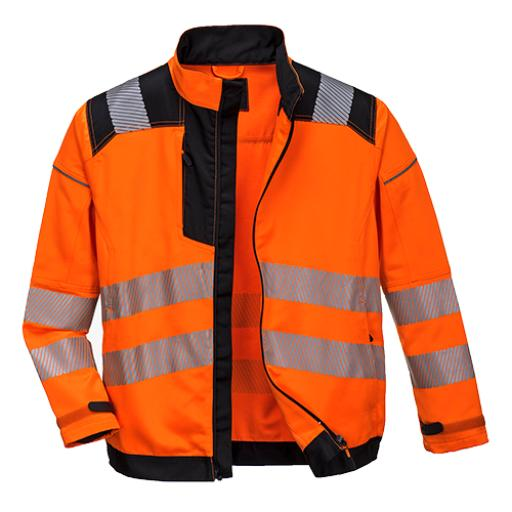Portwest PW3 Hi-Vis Work Jacket