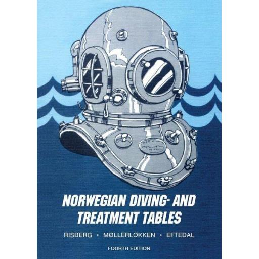 Norwegian Diving- and Treatment Tables - 4th Edition
