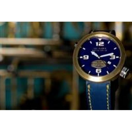 Drass 1,000m Tungum Saturation Diving Watch