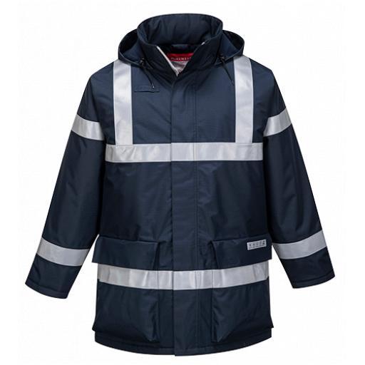 Portwest Bizflame FR Antistatic Jacket