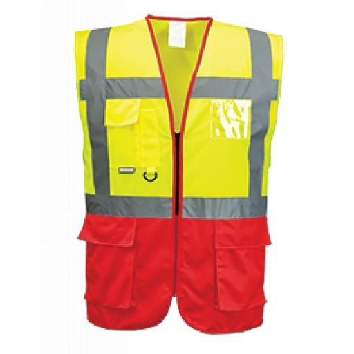Portwest Warsaw Executive Vest