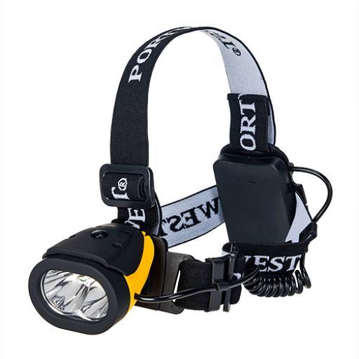 Portwest Dual Power Headlight