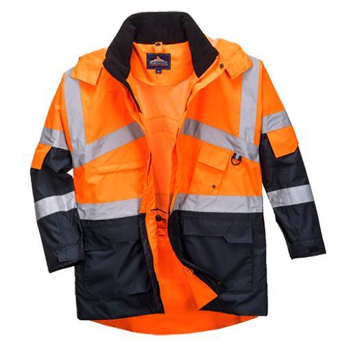Portwest Hi-Vis Breathable Jacket - S760