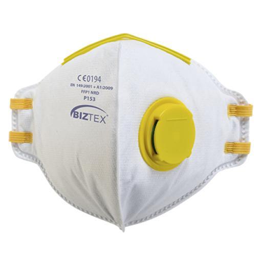 Portwest FFP1 Valved Respirator Pk20