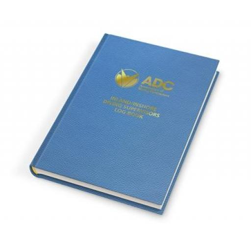 ADC Commercial Diving Supervisor's Logbook