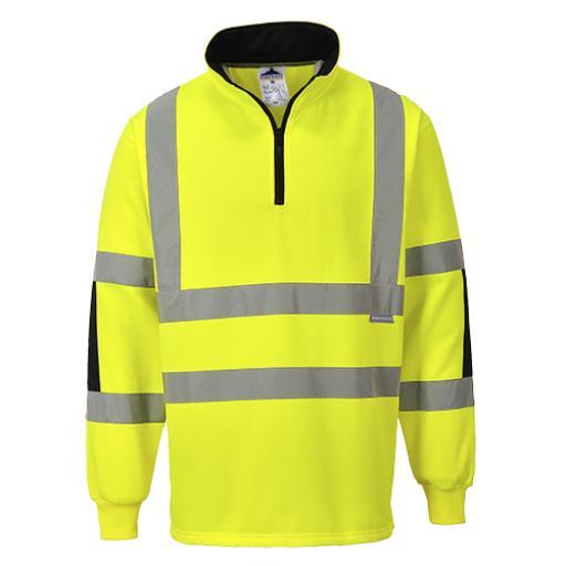 Portwest Xenon Rugby Sweatshirt