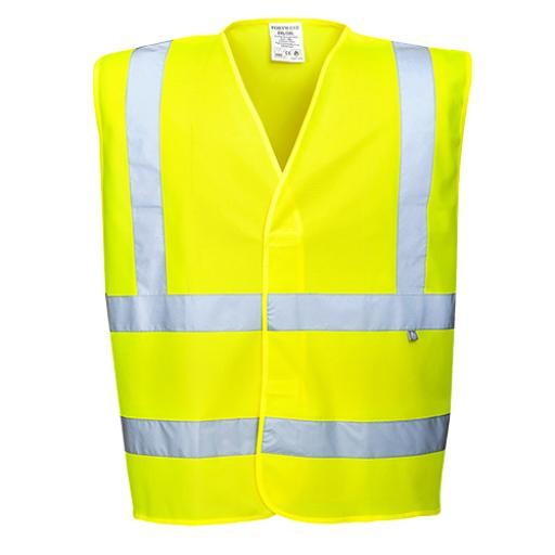 Portwest Hi-Vis FR Treated Vest