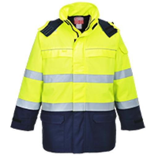 Portwest Bizflame Multi Arc Jacket