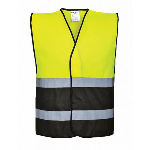 Portwest Hi-Vis Two-Tone Vest