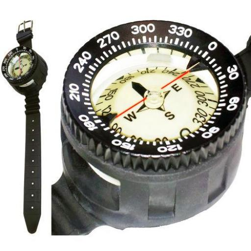 Trailblazer Wrist Mounted Compass