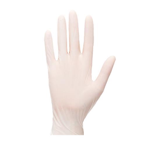 Portwest Latex Disposable Gloves (Pk100)