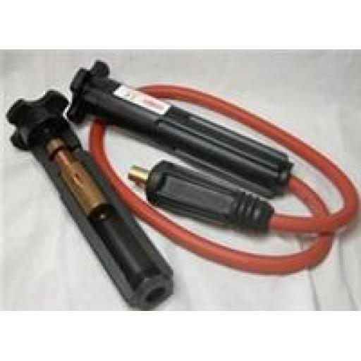 Stinger Underwater Welding Holder c/w whip lead & DIN plug