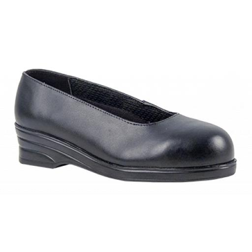 Portwest Ladies Court Shoe S1