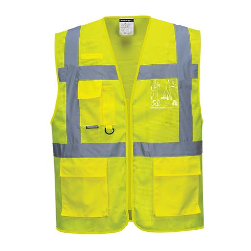 Portwest Athens MeshAir Executive Vest