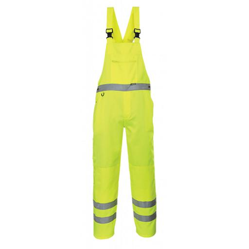 Portwest Hi-Vis Bib and Brace