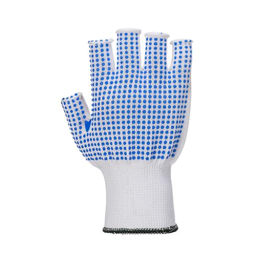 Portwest Fingerless Polka Dot Glove