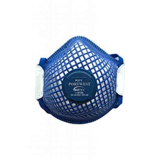Portwest Ergonet FFP2 Respirator (10)