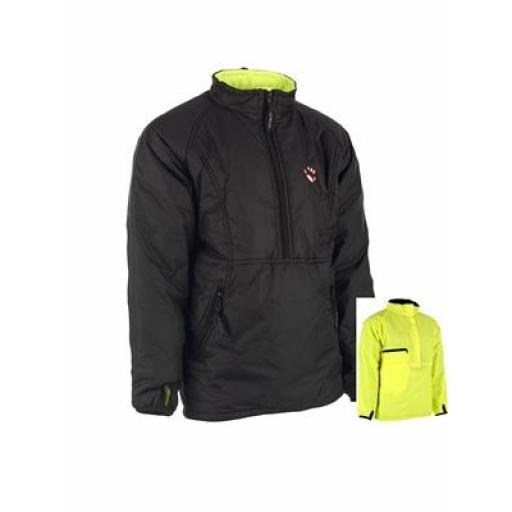 Weezle Hi Viz Reversible Jacket Unisex