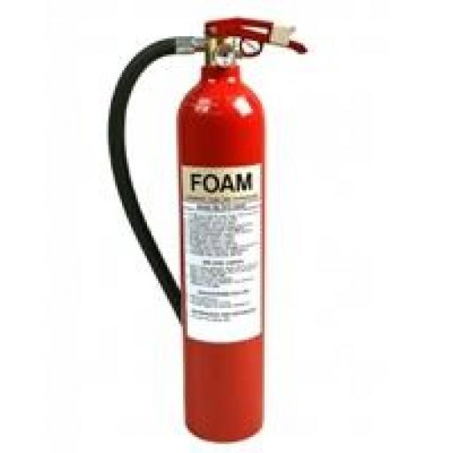 Hyperbaric Fire Extinguishers 3 Litres