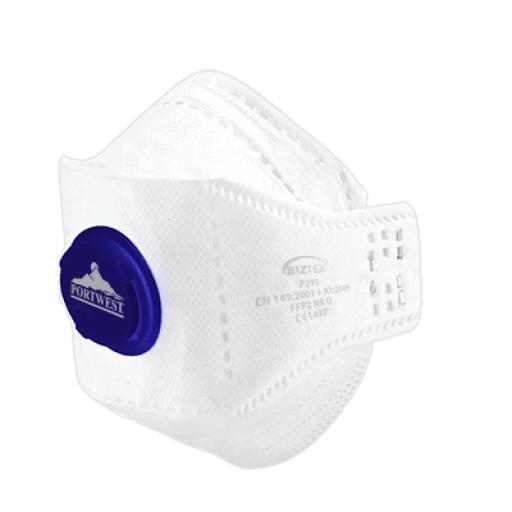Portwest Eagle FFP2 Respirator (10)