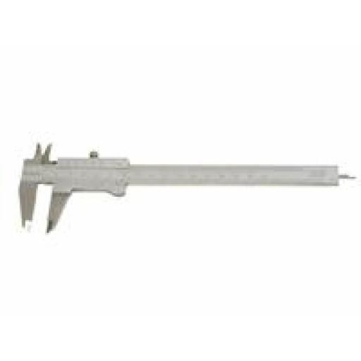 Stainless Steel Vernier Calipers 150mm (6in)