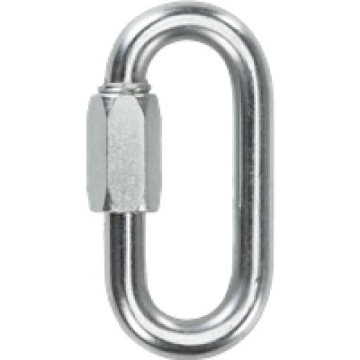 Q Link 10mm Zinc Plated Steel