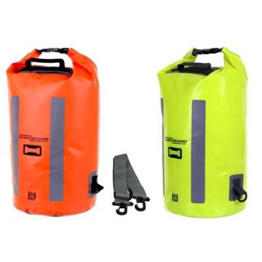 Pro-Vis Waterproof Dry-Tube / Bell Bag - 20 litres