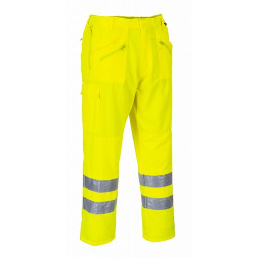Portwest Hi-Vis Action Trouser