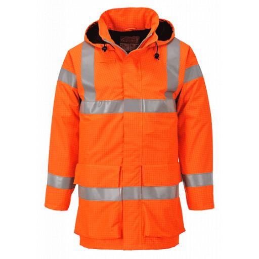 Portwest Bizflame FR Rain Jacket