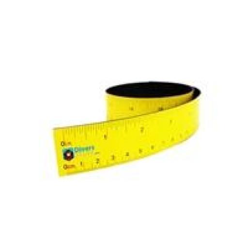 Magnetic Flexible Ruler